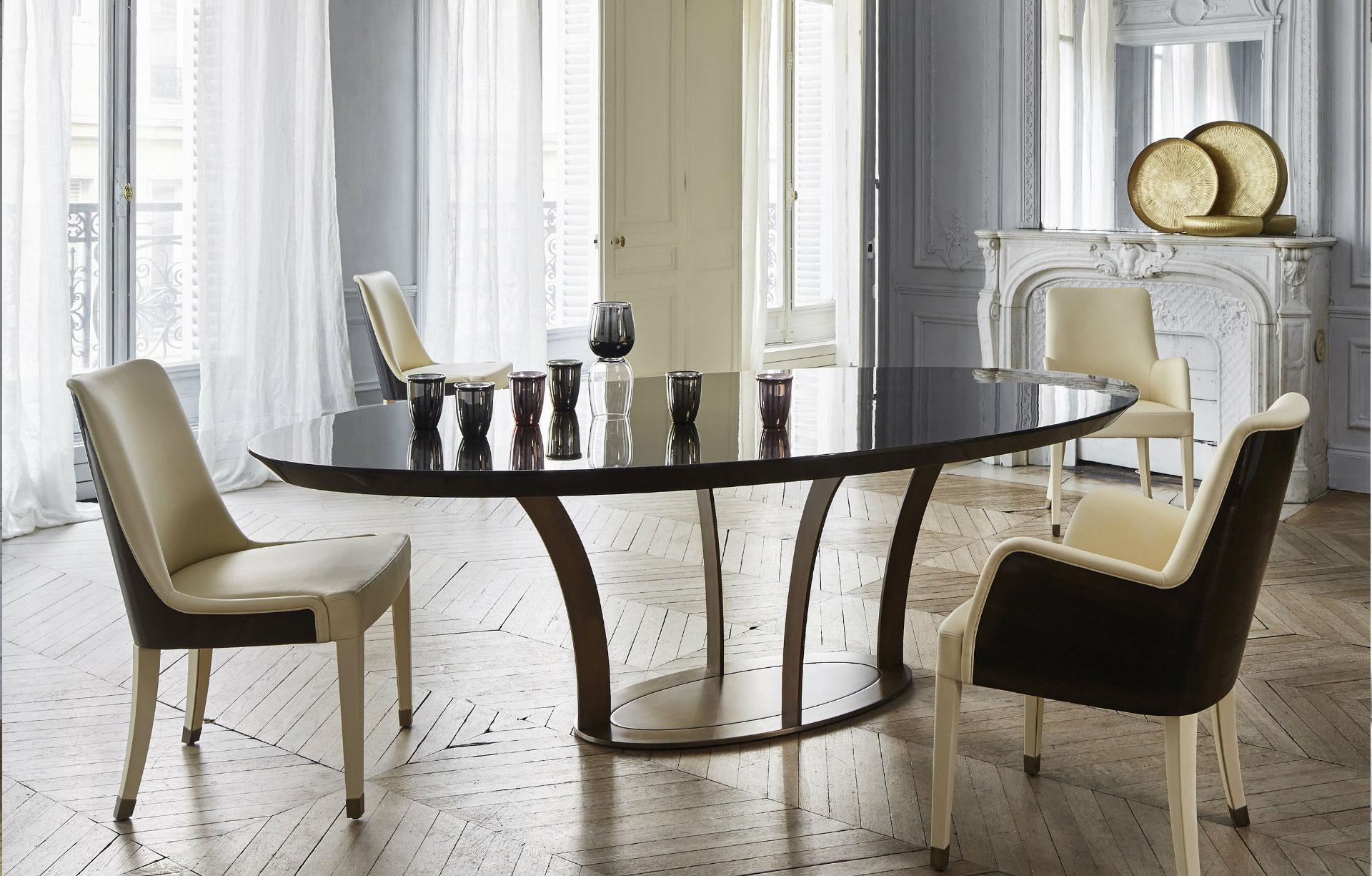 Hugues Chevalier mobilier contemporain de luxe