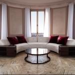 haussmann sofa hugues chevalier. Black Bedroom Furniture Sets. Home Design Ideas
