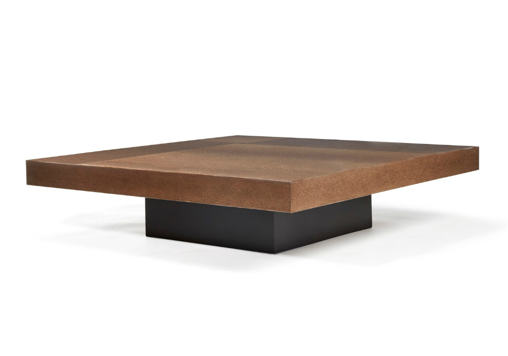 Table basse lausanne hugues chevalier table basse design for Table basse bois design