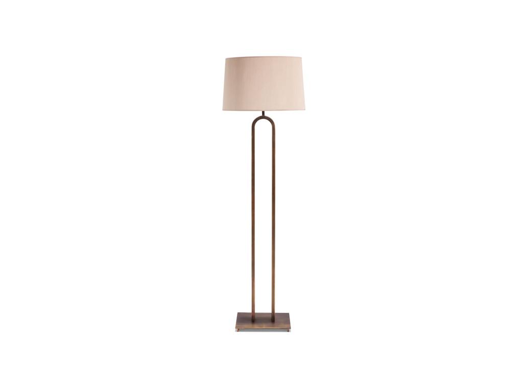 Lampe haussmann hugues chevalier lampe design for Lampe de chevet chevalier