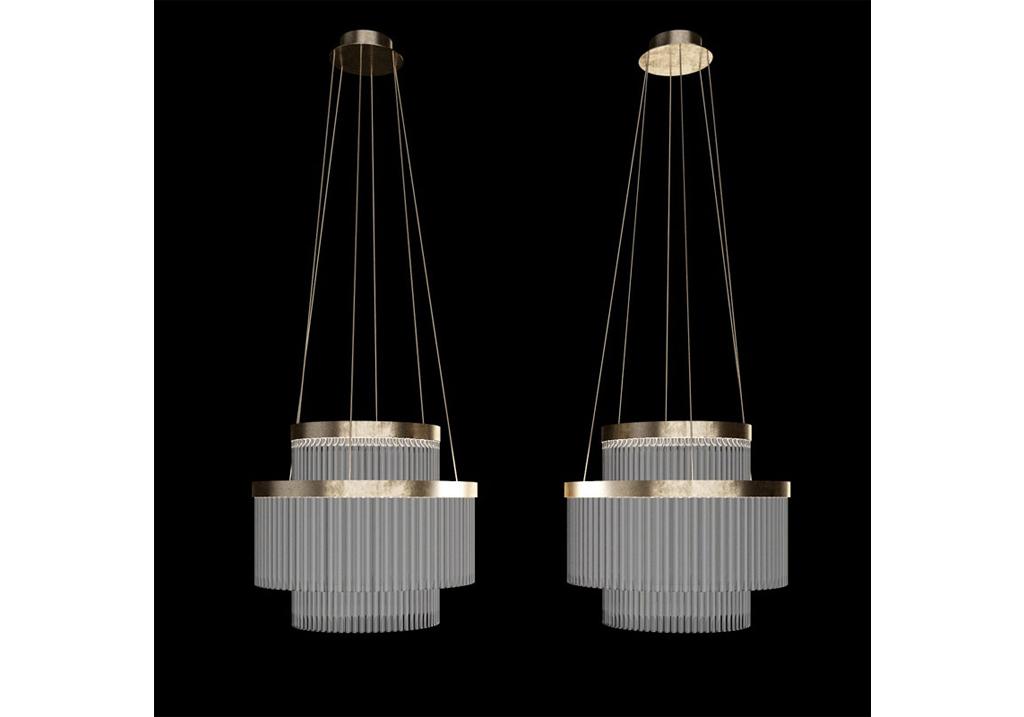 lustre design dandelion crystal un grand lustre design. Black Bedroom Furniture Sets. Home Design Ideas