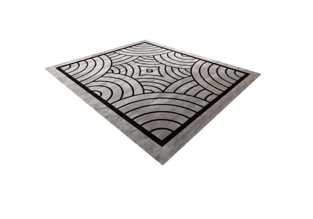 tapis retro hugues chevalier tapis design. Black Bedroom Furniture Sets. Home Design Ideas