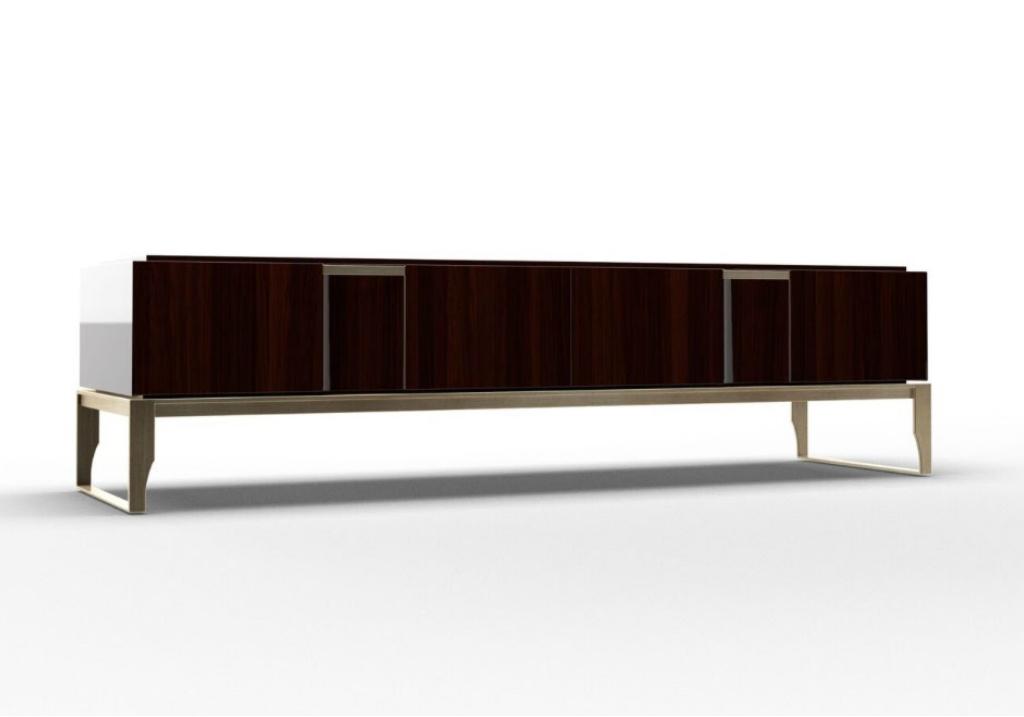 console tv paris hugues chevalier meubles de luxe. Black Bedroom Furniture Sets. Home Design Ideas