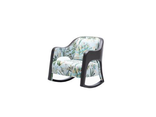 Hugues Chevalier Rocking Chair